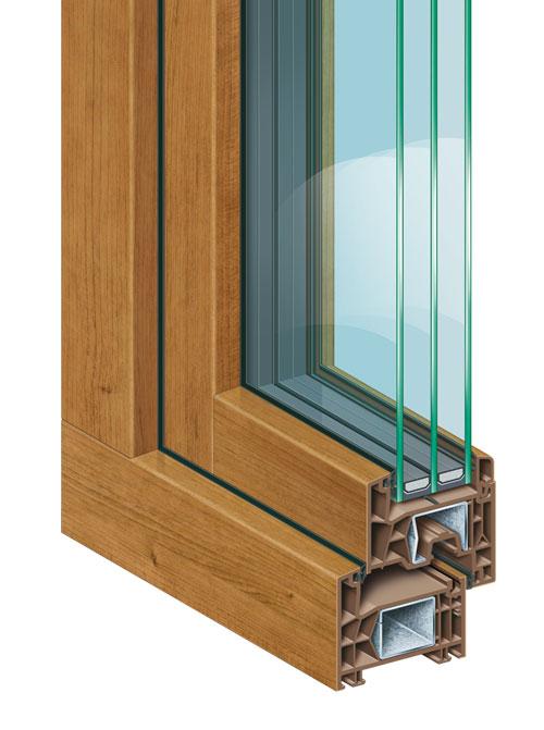 F r ein perfektes zuhause kunststoff und kunststoff alu - Fenster uw wert ...